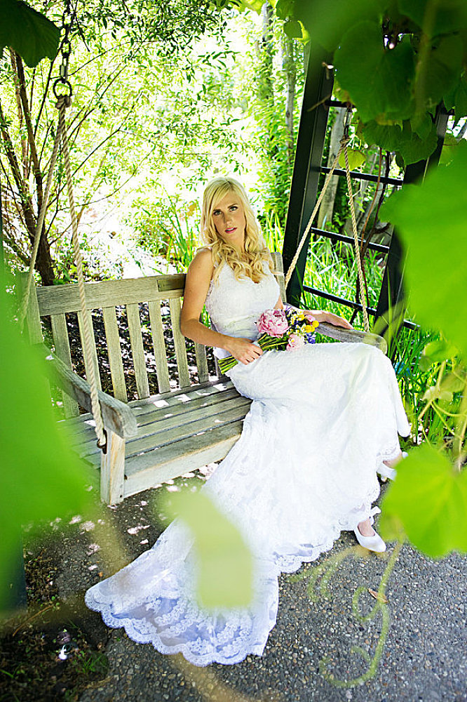 Red butte gardens bridals utah