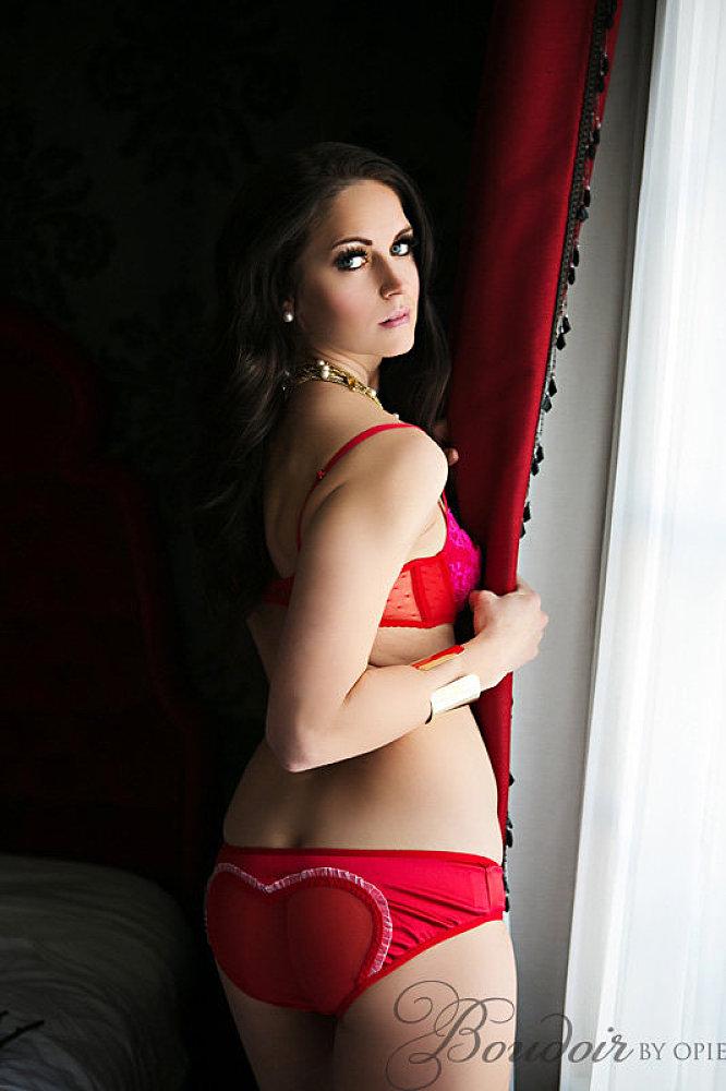 Utah Valentines Day Boudoir Photography