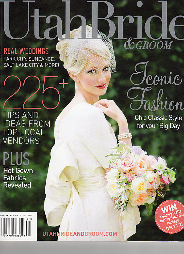 2014 utah bride and groom magazine