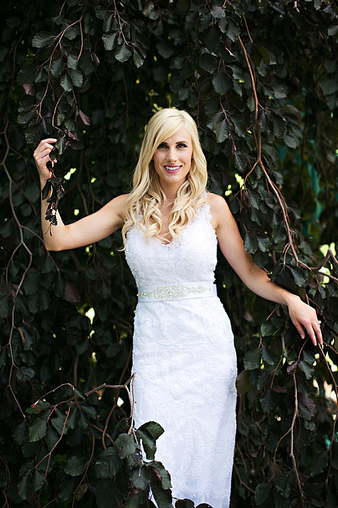 lace wedding dress with dark tree salt lake city utah bridal